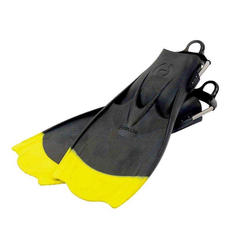 Hollis F-1 Yellow Tip Bat Fin