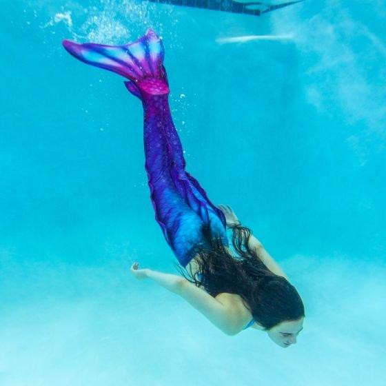 Fin Fun Malaysian Mist Mermaid Tail