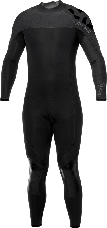 Bare Revel Full Men's Wetsuit 3/2mm