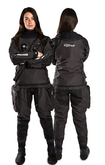 Fourth Element Argonaut 2.0 Stealth Diving Dry Suit