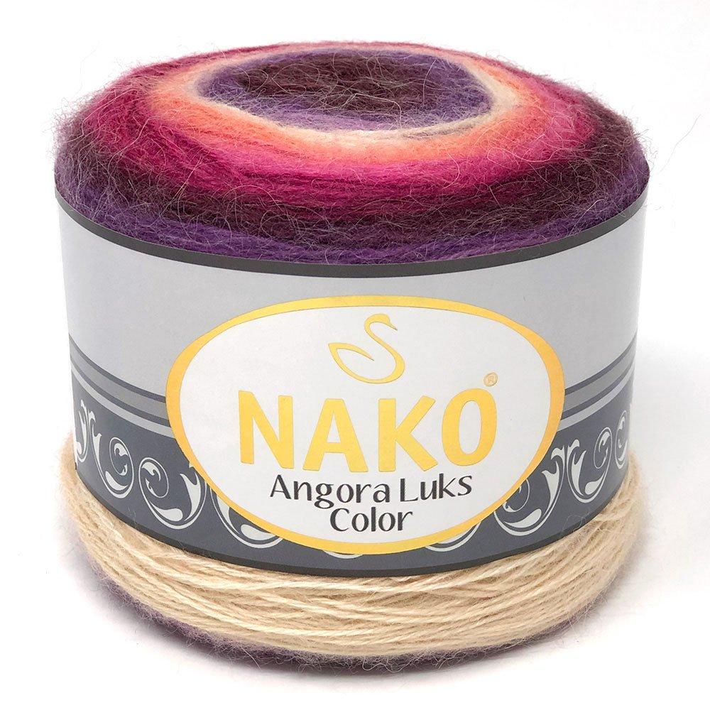 Angora Luks Color by Nako