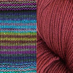 Butterfly Cowl Kit by Urth Yarns