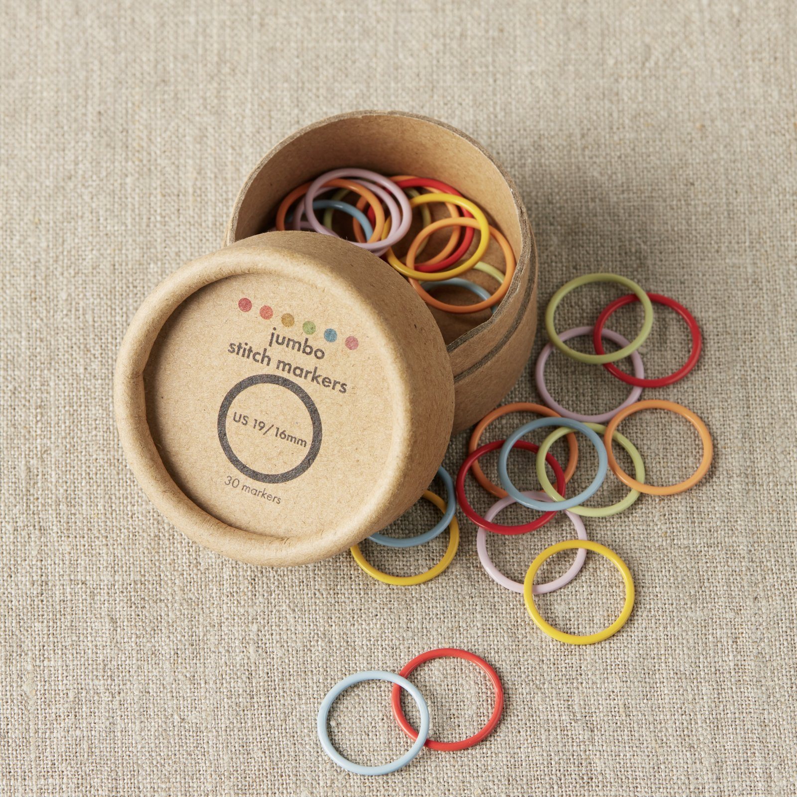 Cocoknits Colored Stitch Markers