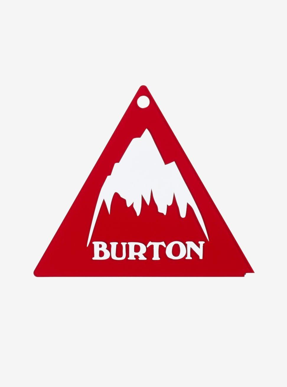 Burton Tri-Scraper Snowboard Wax Scraper
