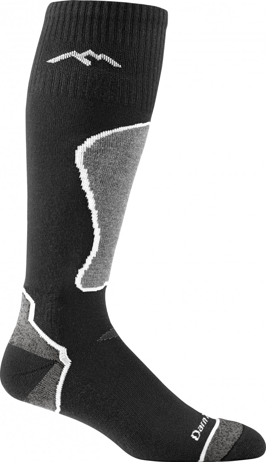 Darn Tough Edge OTC Midweight Padded Shin Snowboard Socks