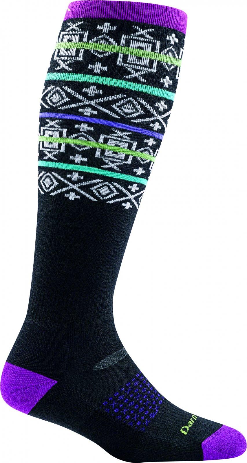 Darn Tough Northstar OTC Midweight Snowboard Socks