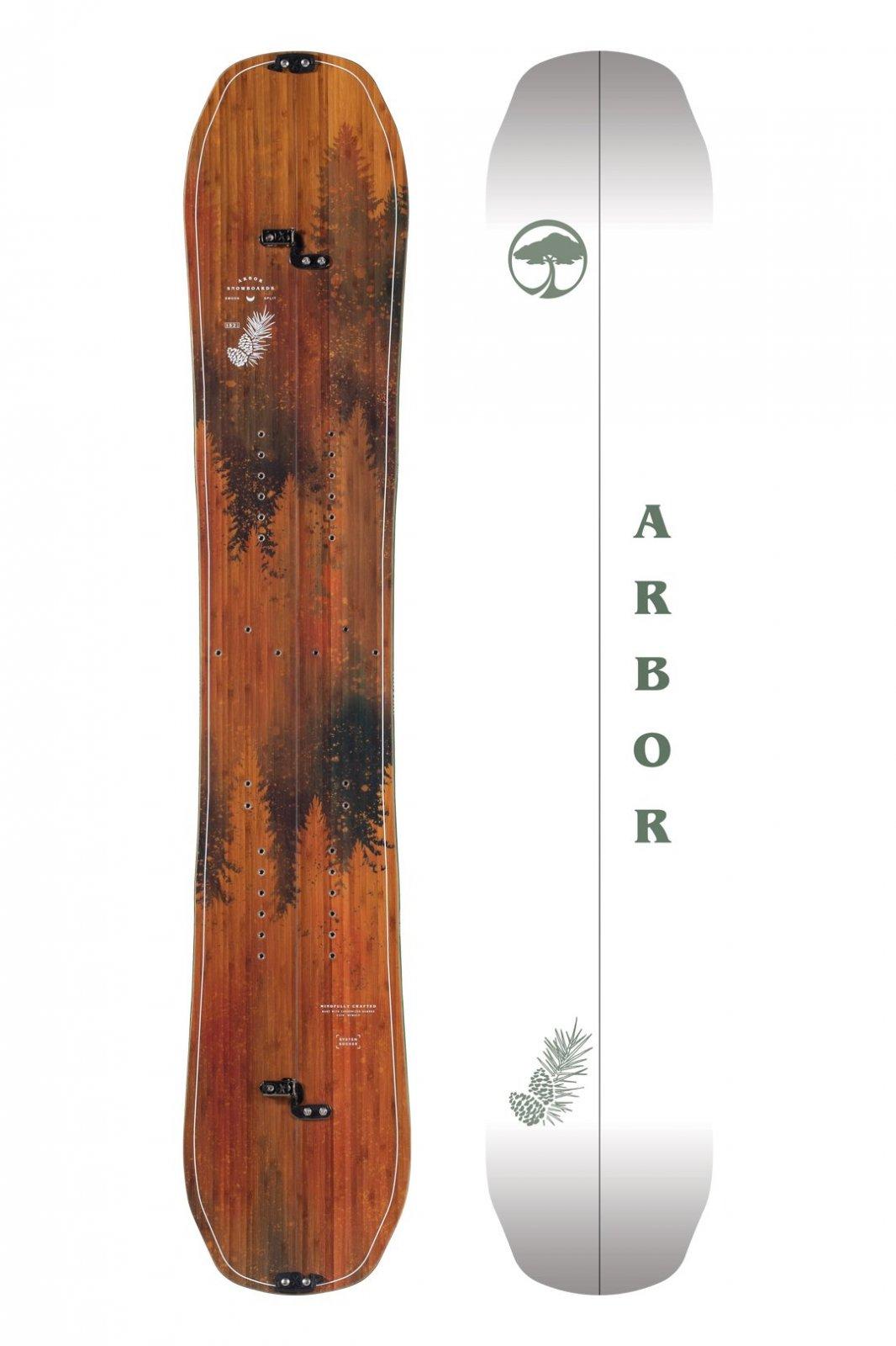 Arbor Swoon LTD Rocker Splitboard