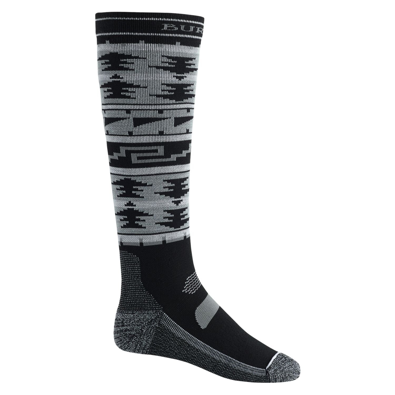 Burton Men's Performance Lightweight Snowboard Sock (Multiple Color Options)