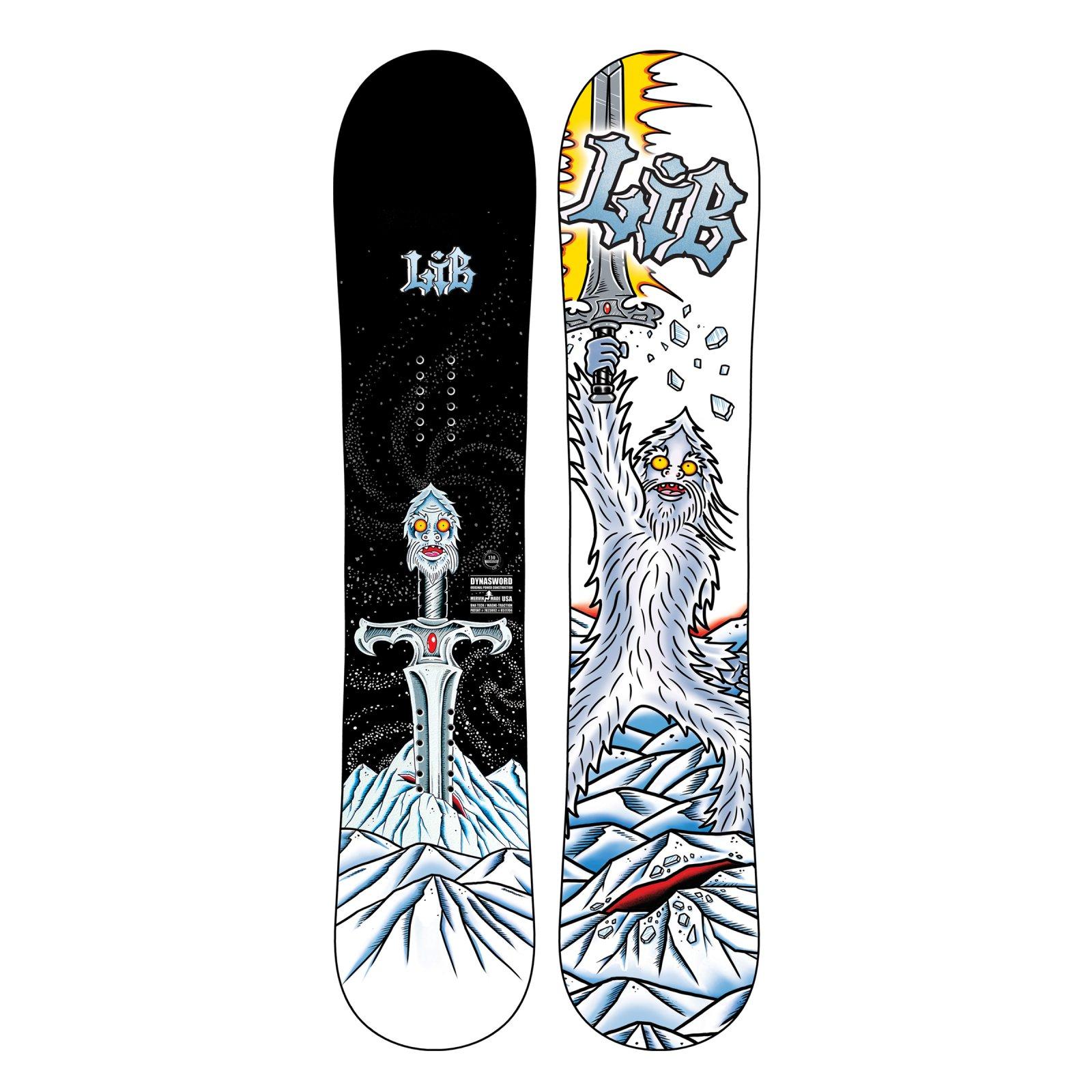 Lib Tech Dynasword Snowboard 2022