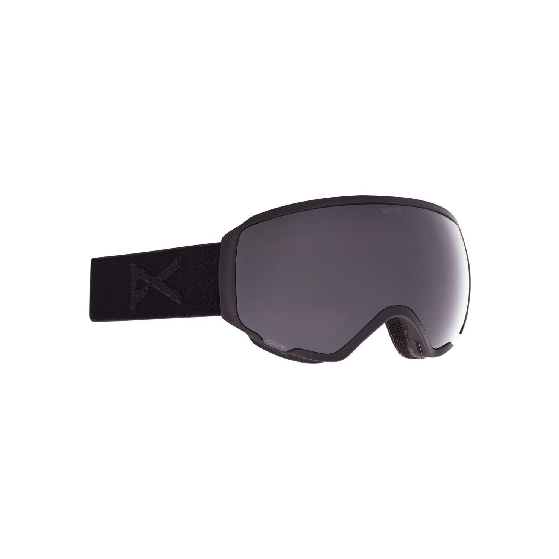 Anon WM1 w/Spare Lens Snapback Snowboard Goggle