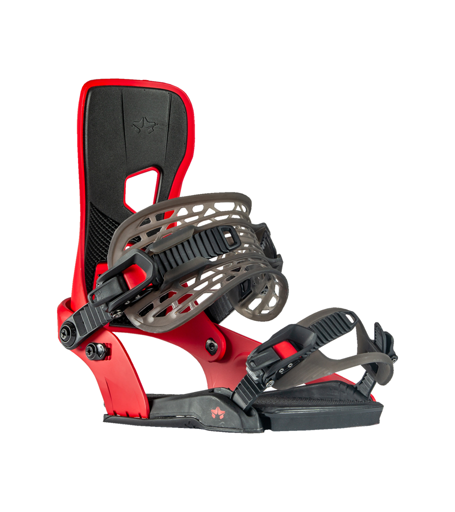 Rome Crux Snowboard Bindings (Multiple Color Options)