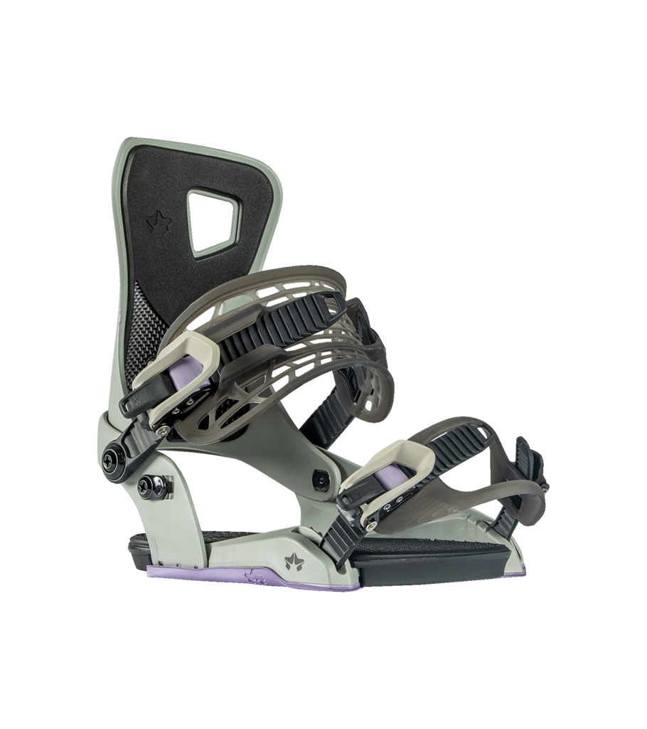 Rome Flare Snowboard Bindings 2021