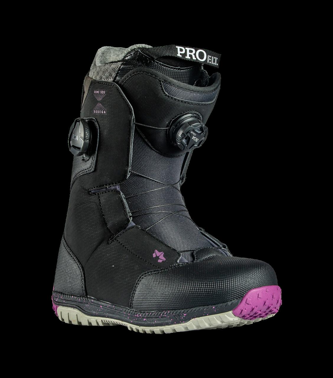 Rome Women's Bodega BOA Snowboard Boots 2021