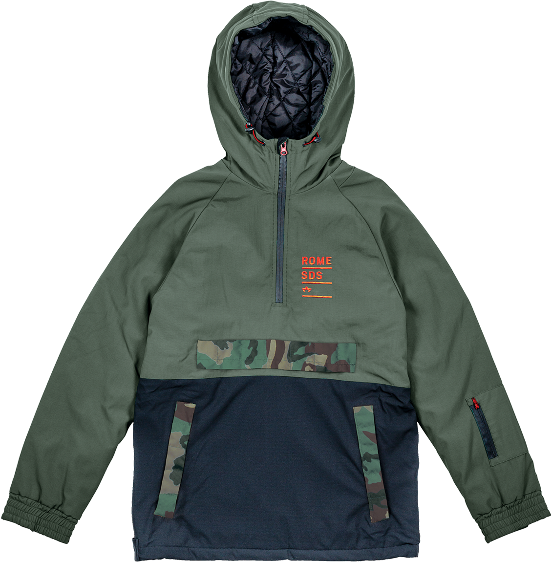 Rome Field Anorak Jacket