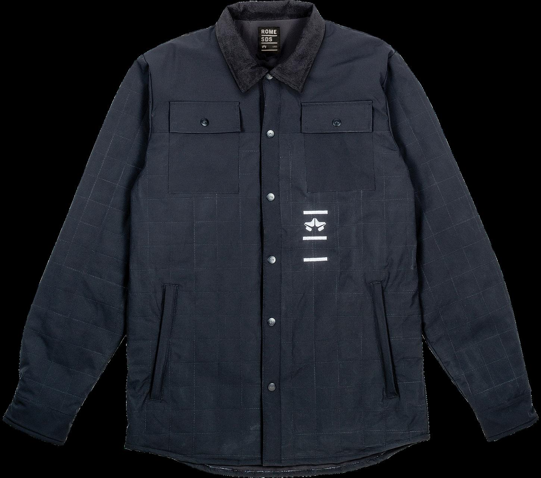 Rome Shacket Jacket