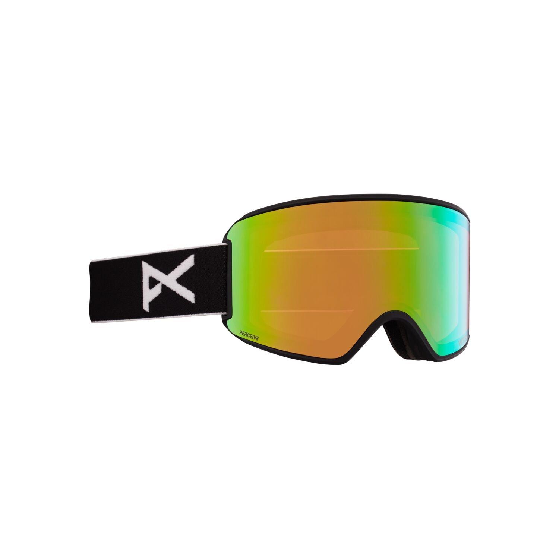 Anon WM3 w/Spare Lens Snowboard Goggle (Multiple Color Options)