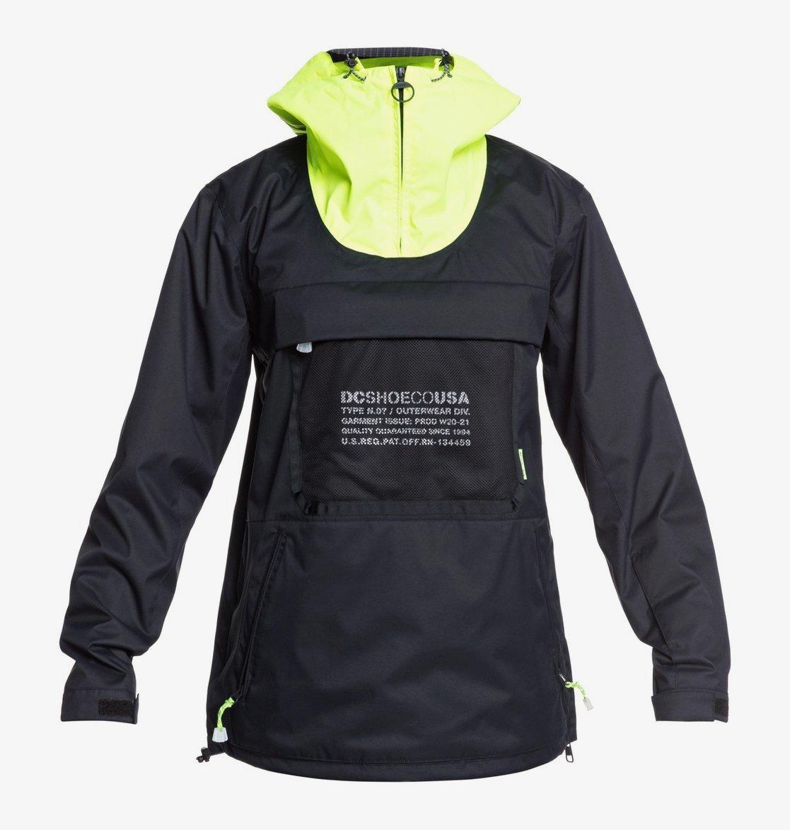 DC ASAP Anorak Jacket