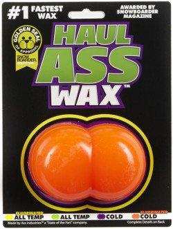 Ass Industries Cold Fluorinated Haul Ass Wax
