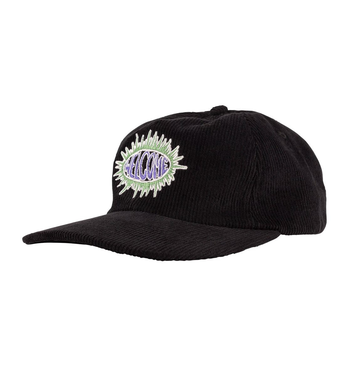 Welcome Burst Corduroy Hat