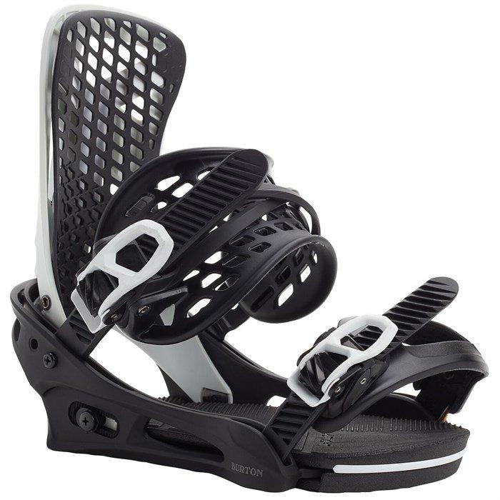 Burton Genesis Re:Flex Snowboard Binding (Multiple Color Options)