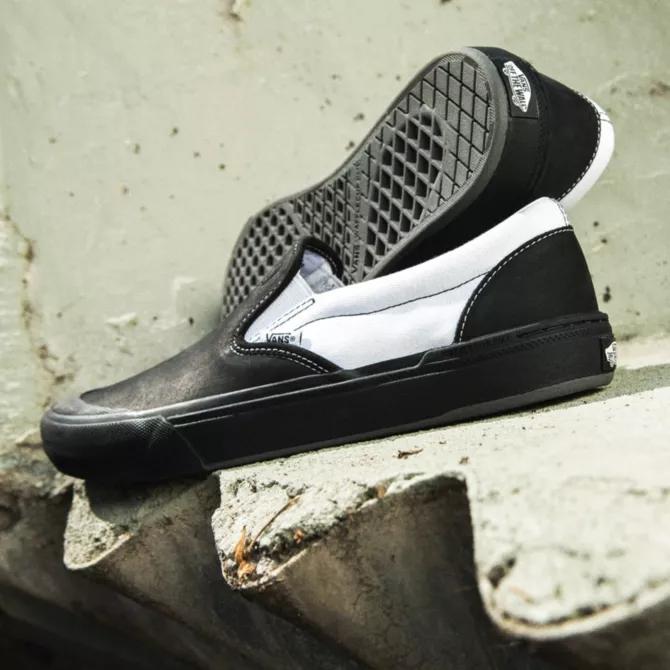 Vans BMX Slip-On Shoes