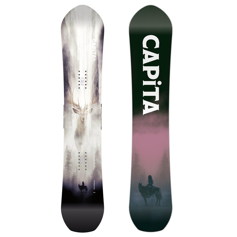 Capita Equalizer by Jess Kimura Snowboard