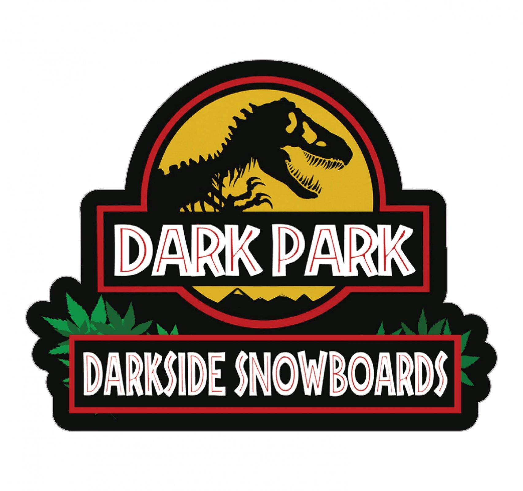 Dark Park Sticker