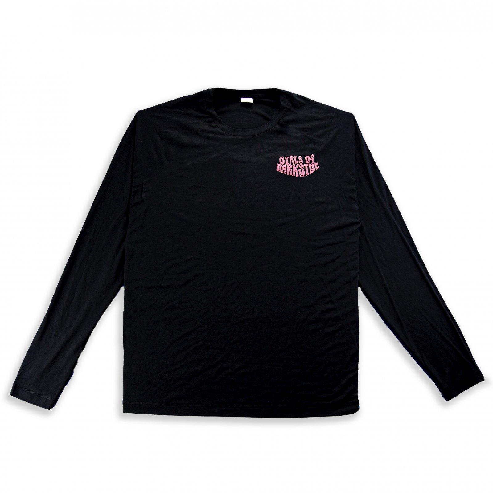 Girls of Darkside Crystal Ball Long Sleeve Shirt
