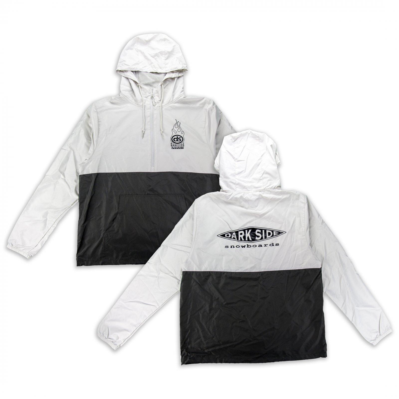 Darkside OG Diamond and Flame Lightweight Anorak Jacket