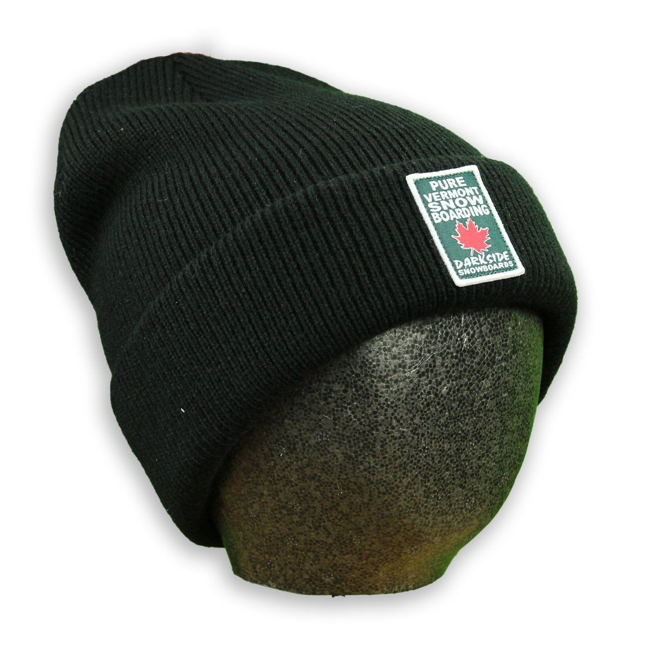 Darkside Pure VT Snowboarding Cuff Beanie (Multiple Color Options)