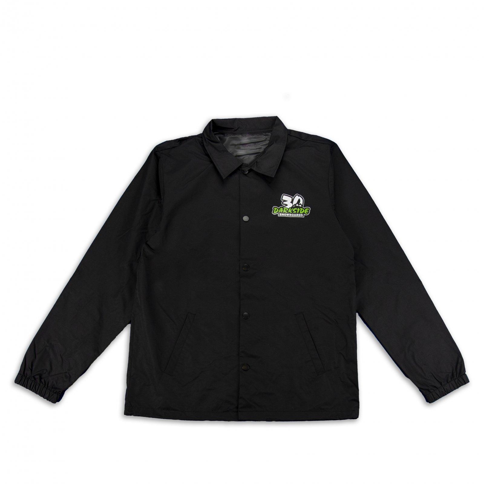Darkside 30 Year Coaches Jacket Black