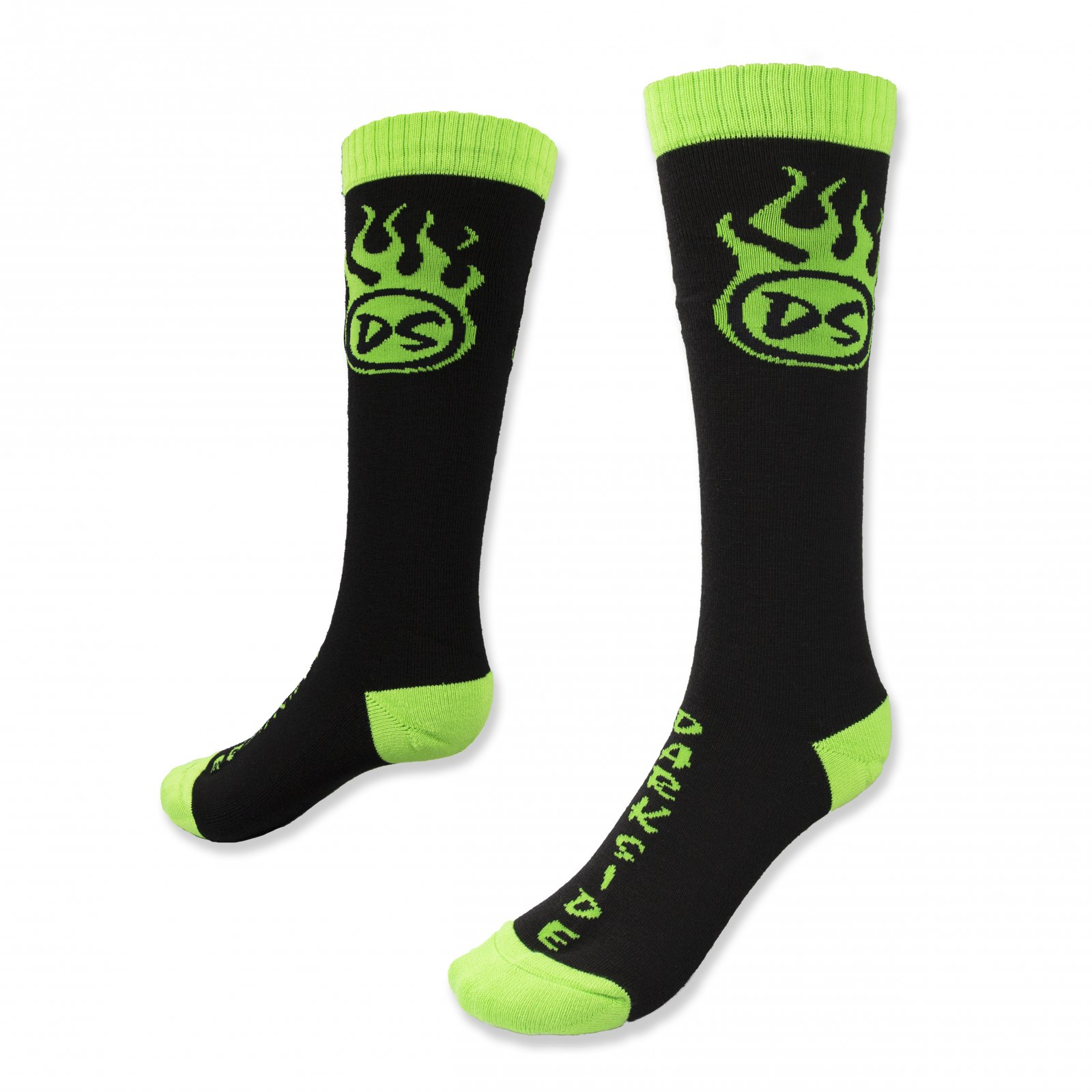 Darkside Sig Socks Flame Socks