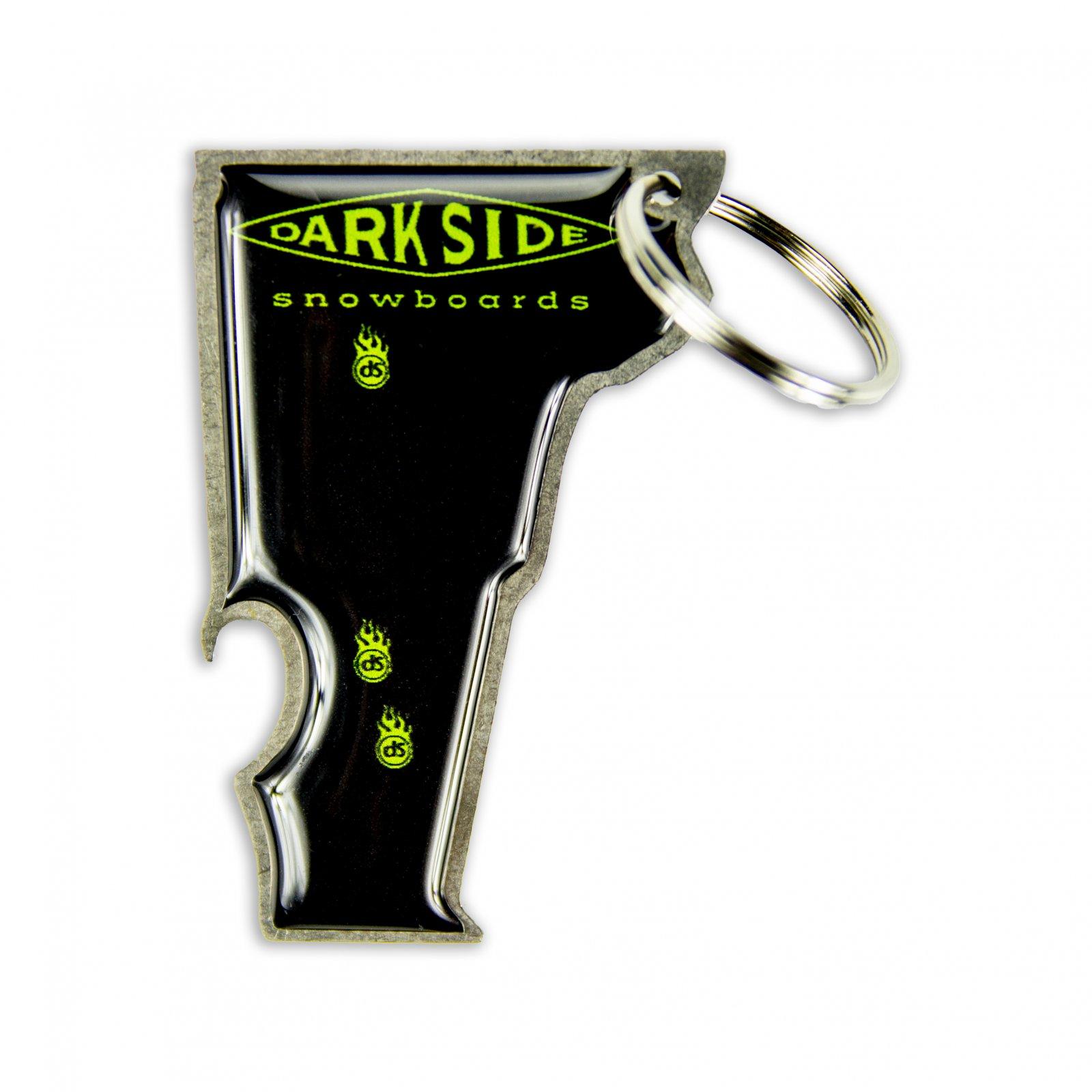 Darkside x Thirsty VT Key Chain