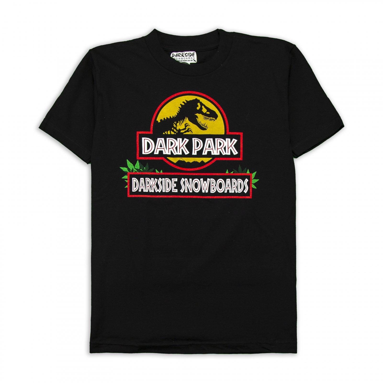 Darkside Dark Park Black T-Shirt