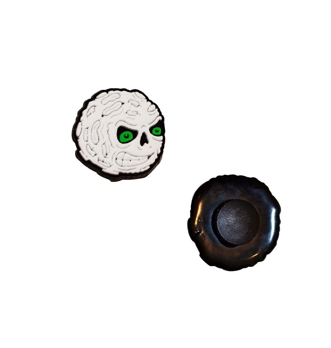 Darkside Angry Moon Croc Charms