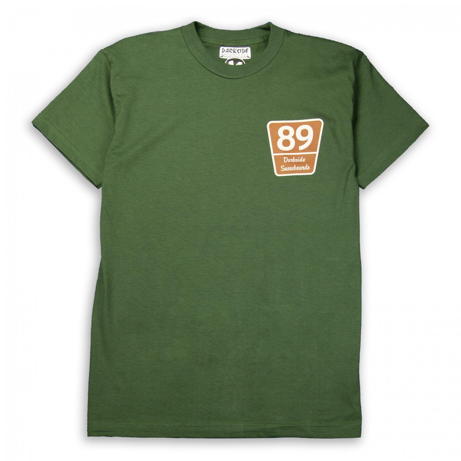 Darkside GMNF Short Sleeve Shirt Green