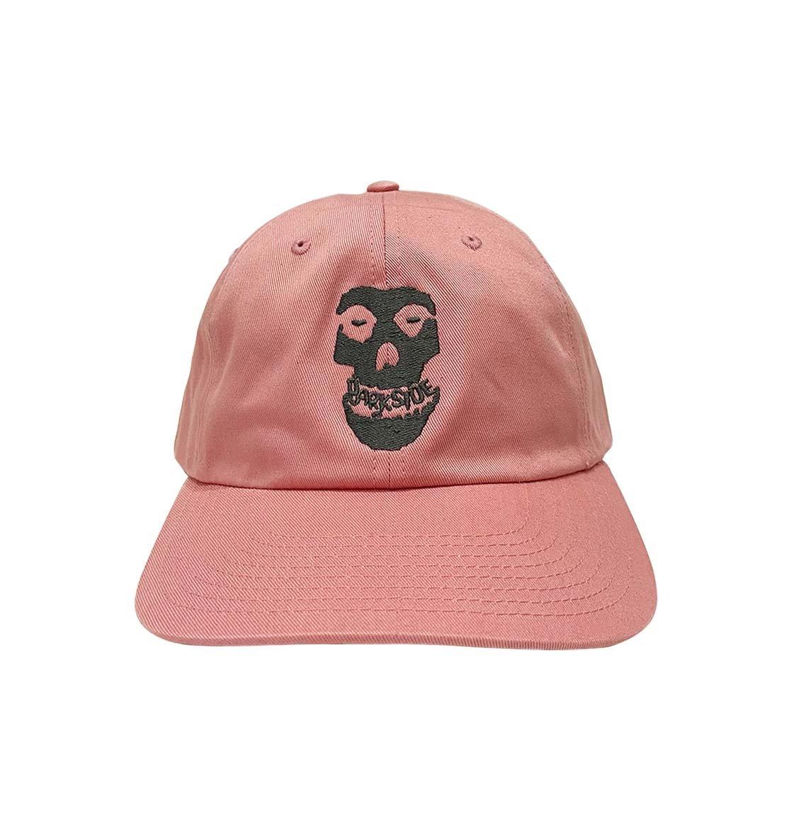 Darkside Misfits Skull Dad Hat ( Multiple Color Options )