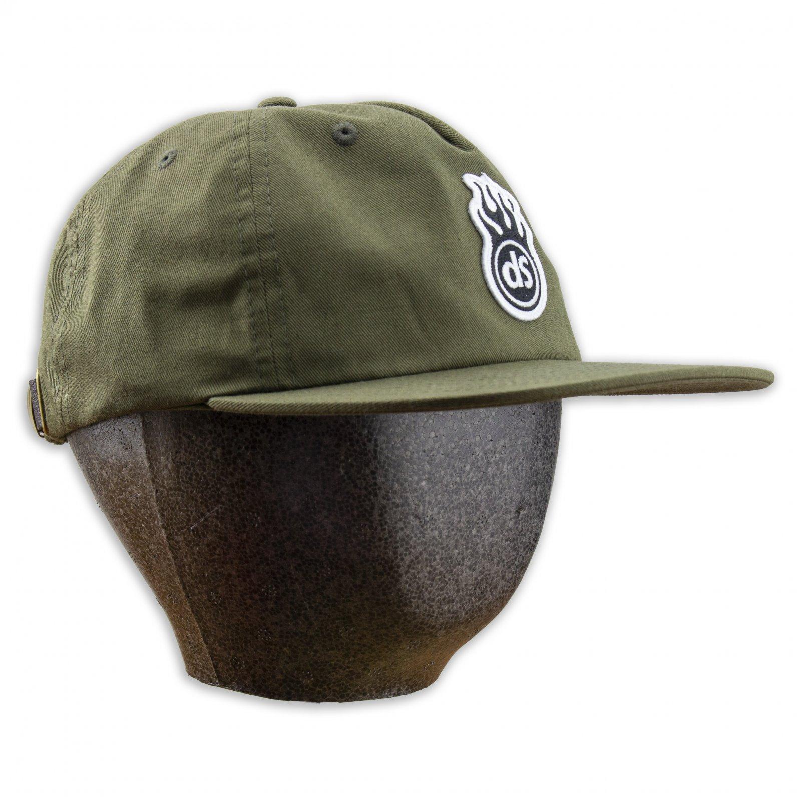 Darkside OG Flame Unstructured Hat ( Multiple Color Options )