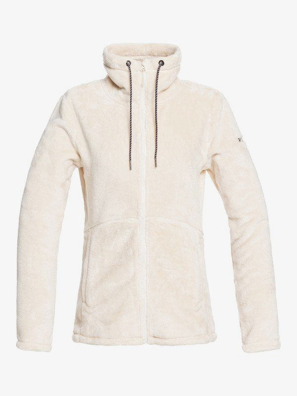 Roxy Tundra Fleece Zip-Up