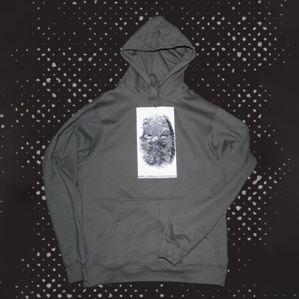 Finger Board Company Exploitation Conference Hoodie