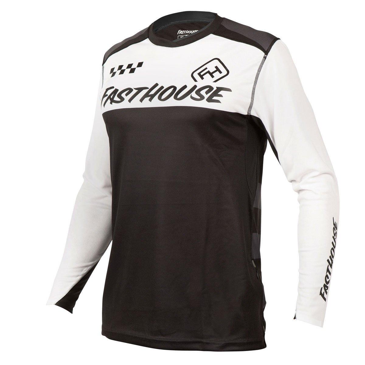 Fasthouse Alloy Block Long Sleeve Bike Jersey