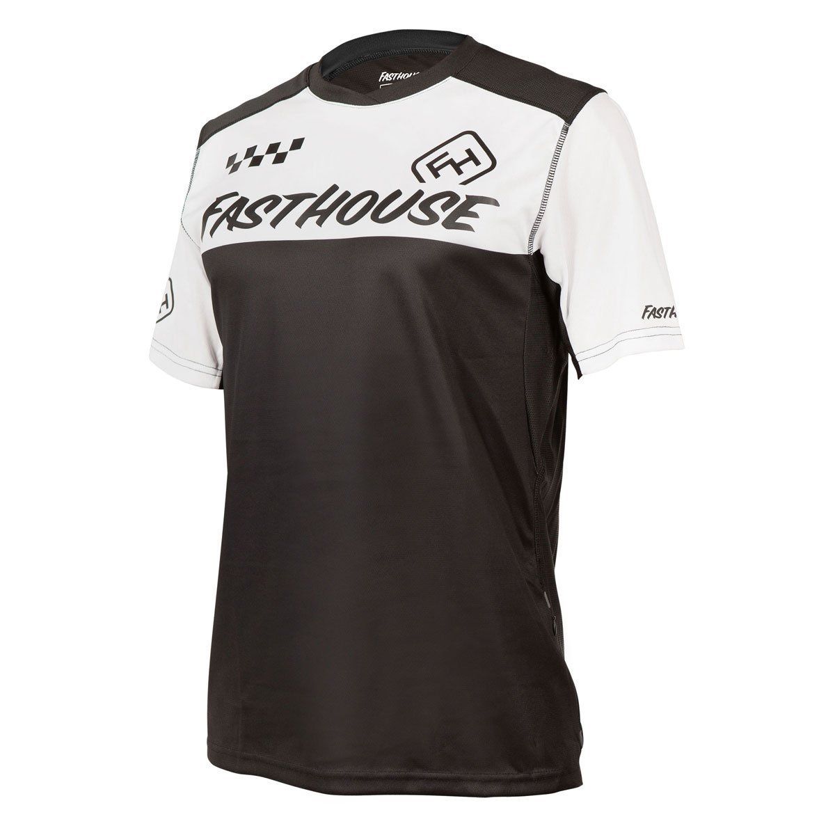 Fasthouse Alloy Block Short Sleeve Bike Jersey (Multiple Color Options)