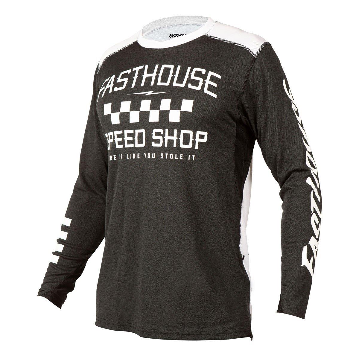 Fasthouse Alloy Roam Long Sleeve Bike Jersey