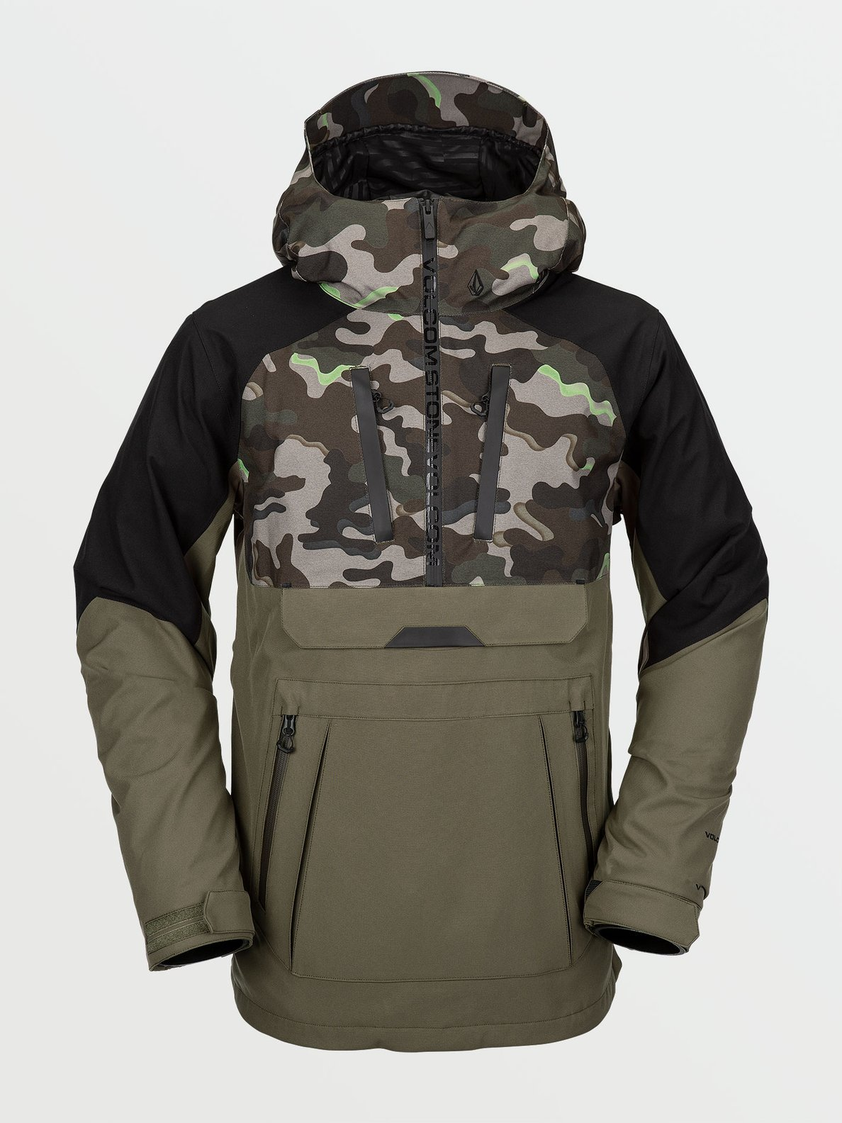 Volcom Brighton Pullover Jacket (Multiple Color Options)