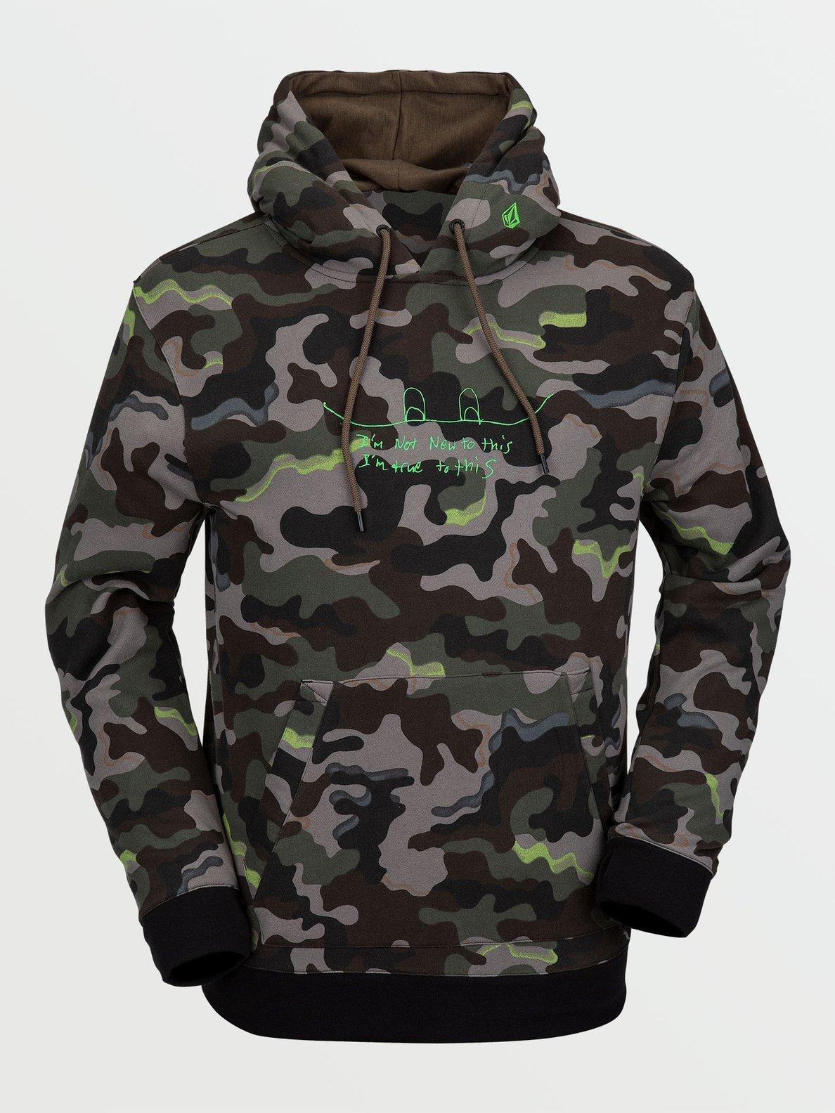 Volcom JLA Pullover Fleece