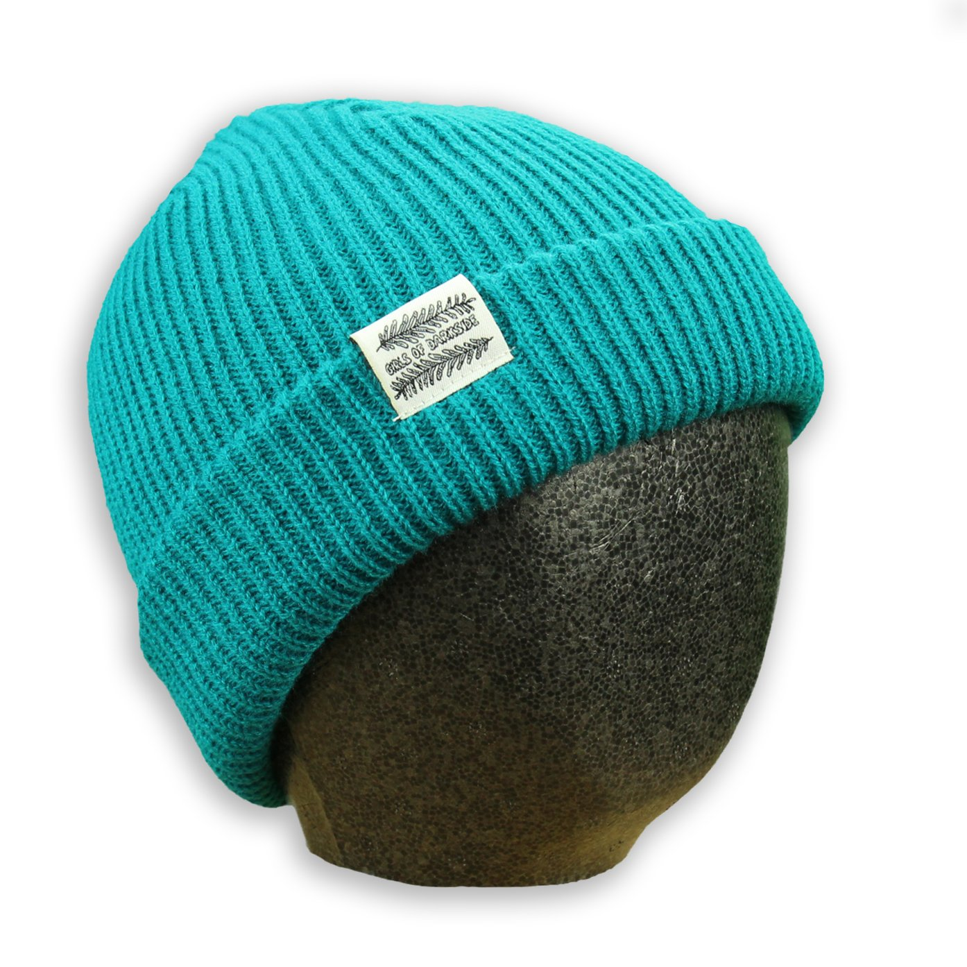 Girls of Darkside Plant Based Cuff Beanie (Multiple Color Options)