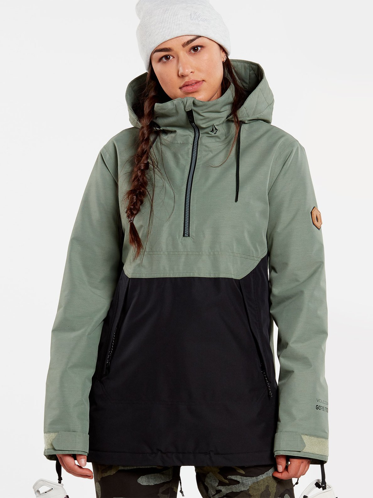 Volcom Fern Insulated Gore Pullover (Multiple Color Options)