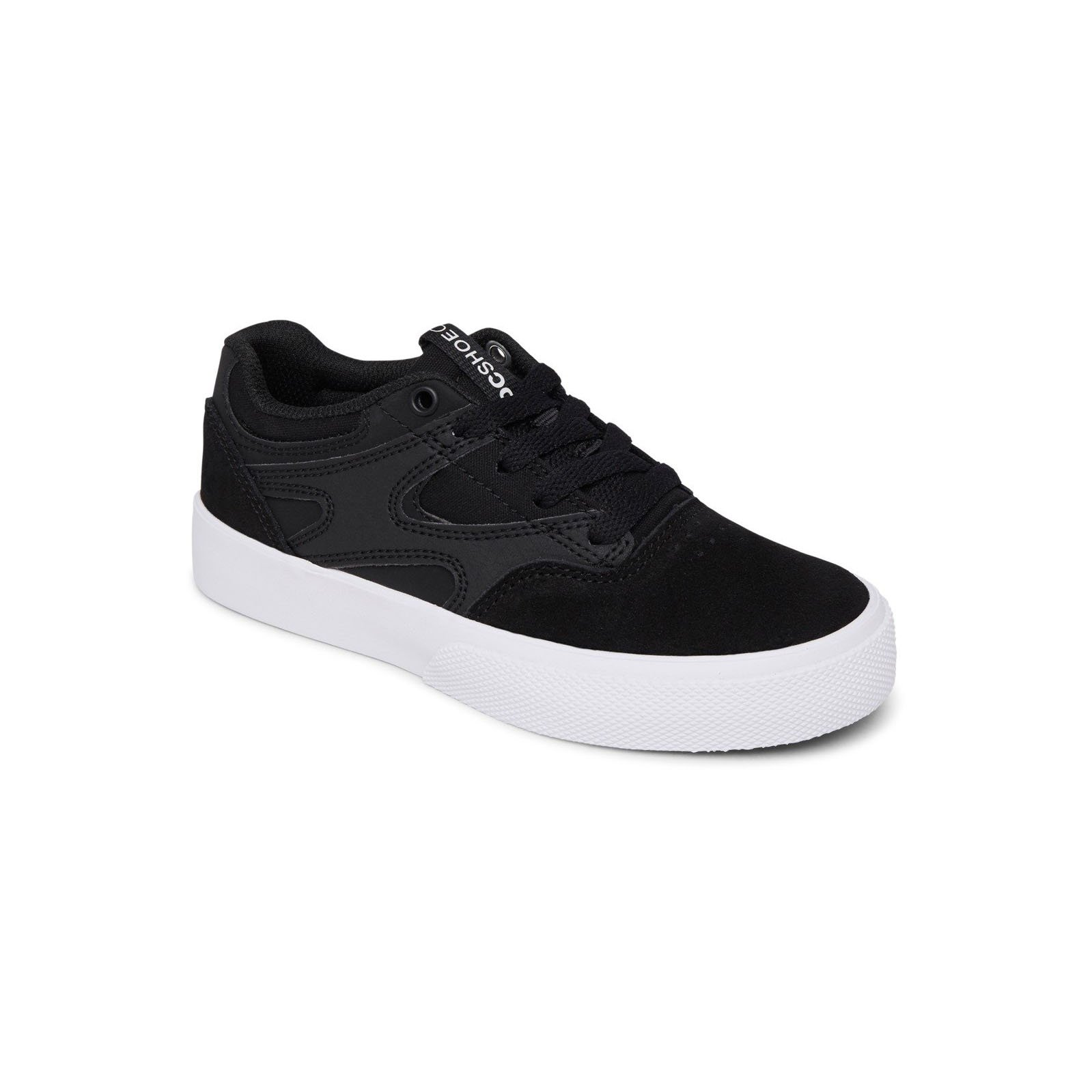 DC Kid's Kalis Vulc Skateboard Shoe