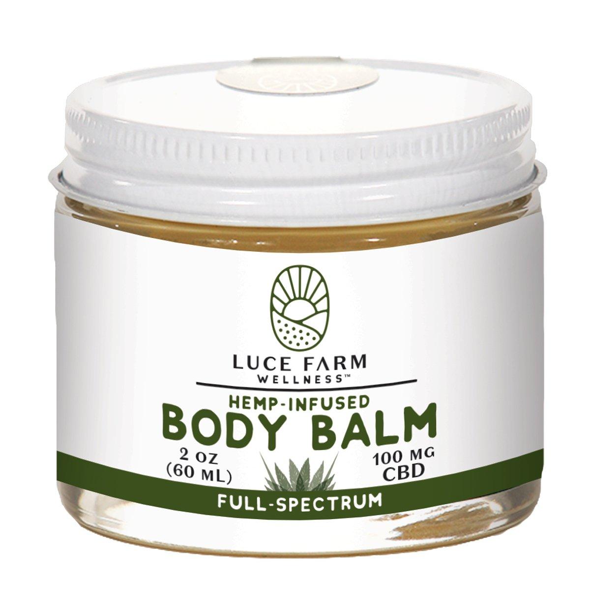 Luce Hill Farm Body Balm