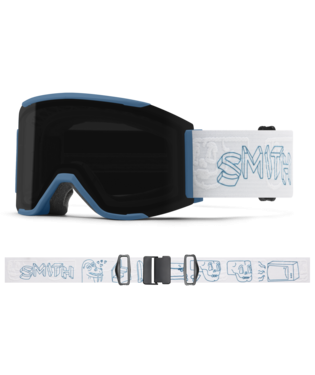 Smith Squad MAG ASIAN FIT Snowboard Goggle